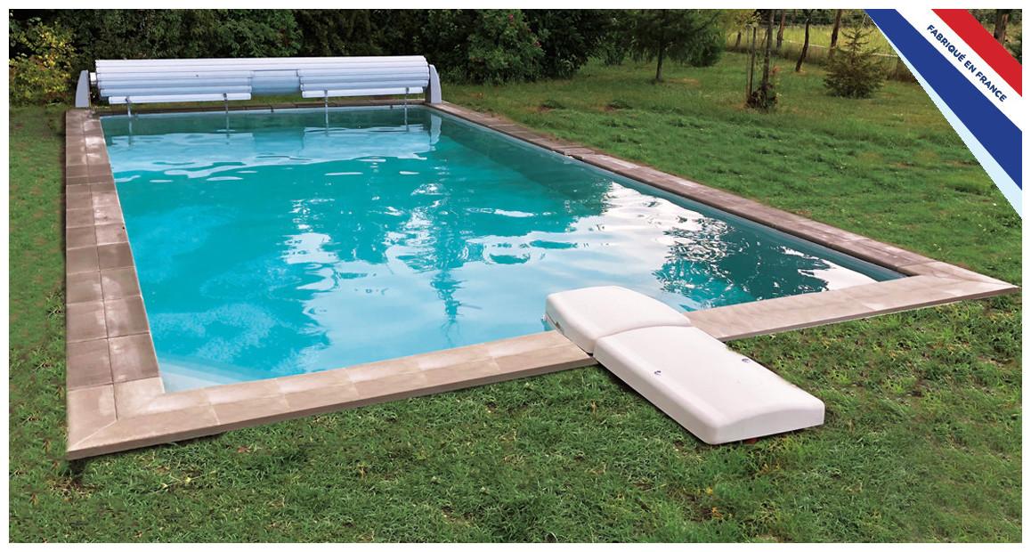 piscine en kit béton Clic Pool