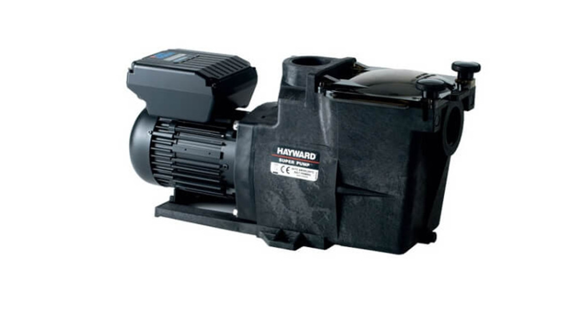 pompe à vitesse variable Super Pump® VSTD Hayward 1.5 cv
