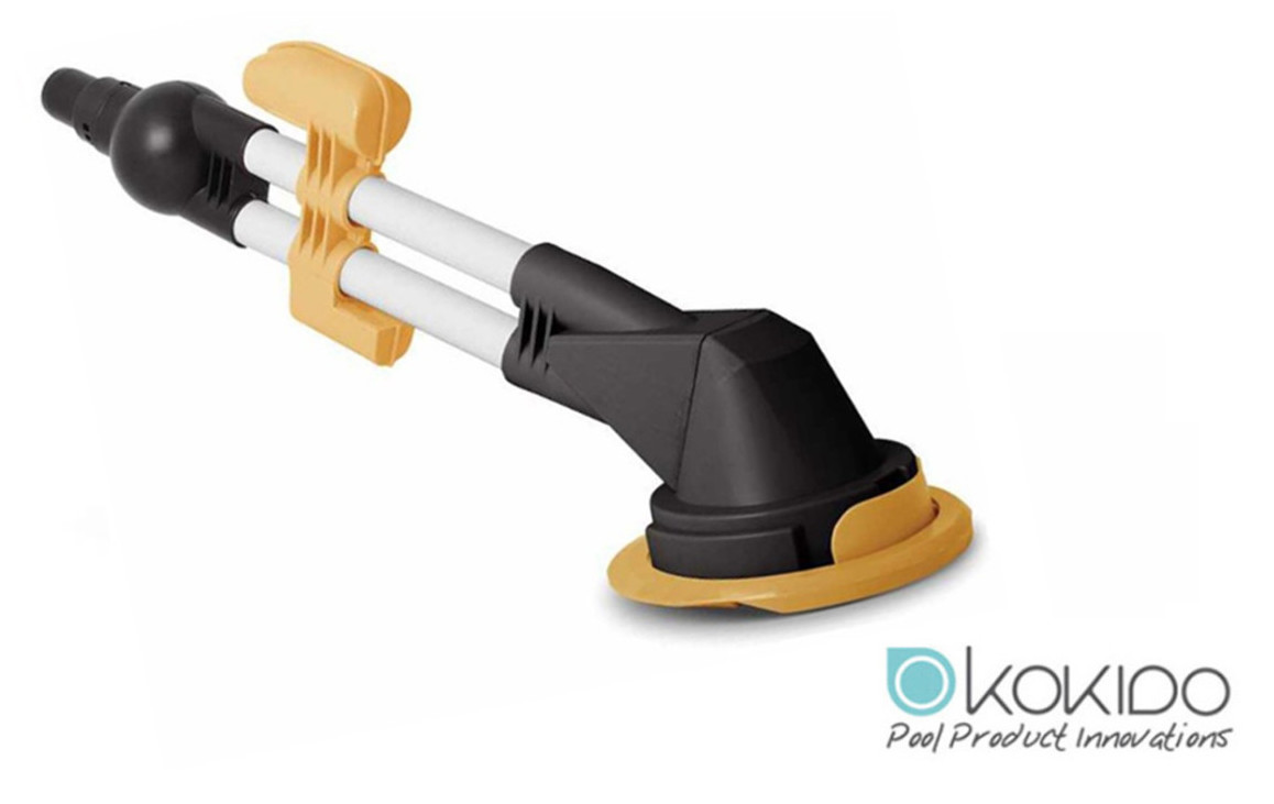 robot hydraulique de piscine zappy kokido