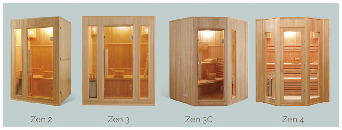 capacité du sauna vapeur zen france sauna