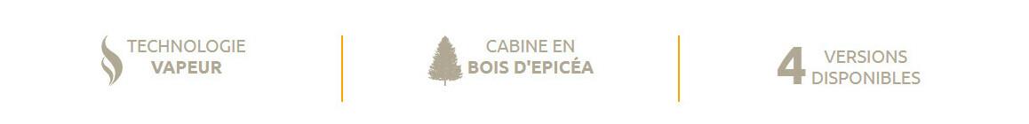 avantages du sauna à vapeur France Sauna Zen