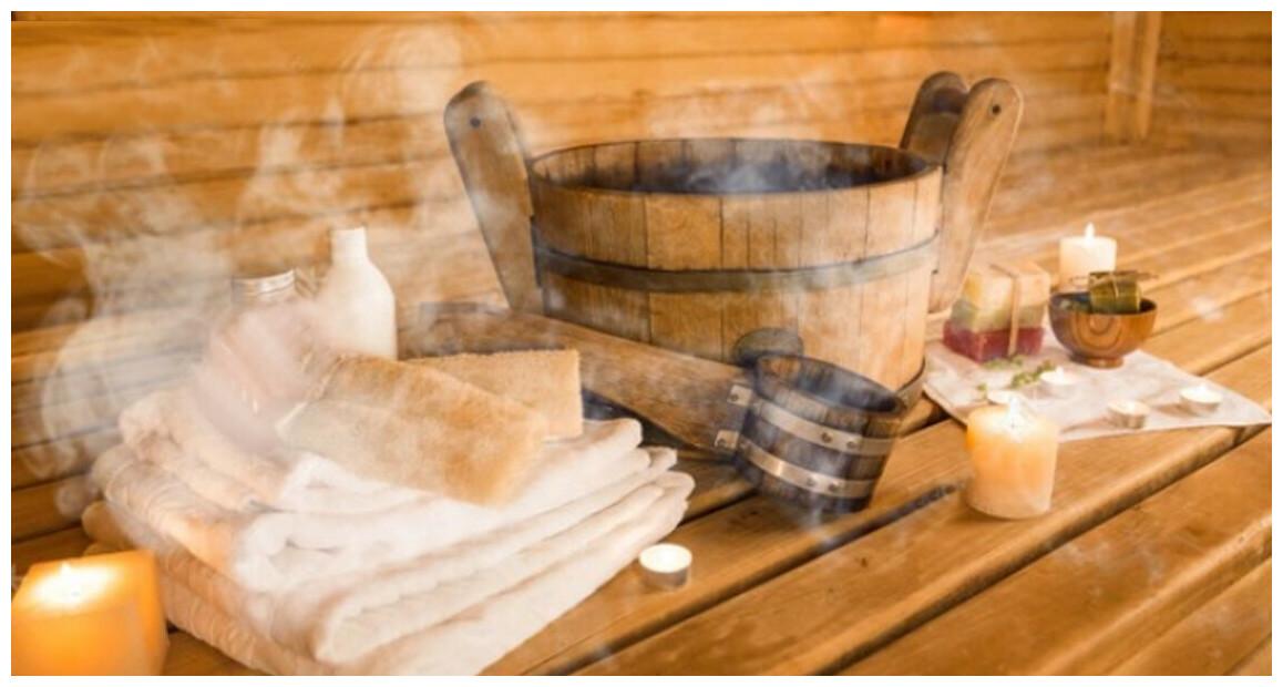 les bienfaits du sauna à vapeur traditionnelle zen
