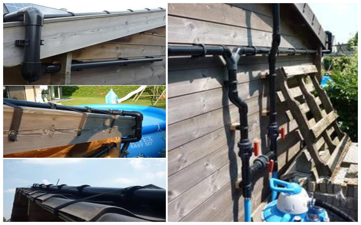 installation des panneaux solaires poolsolar