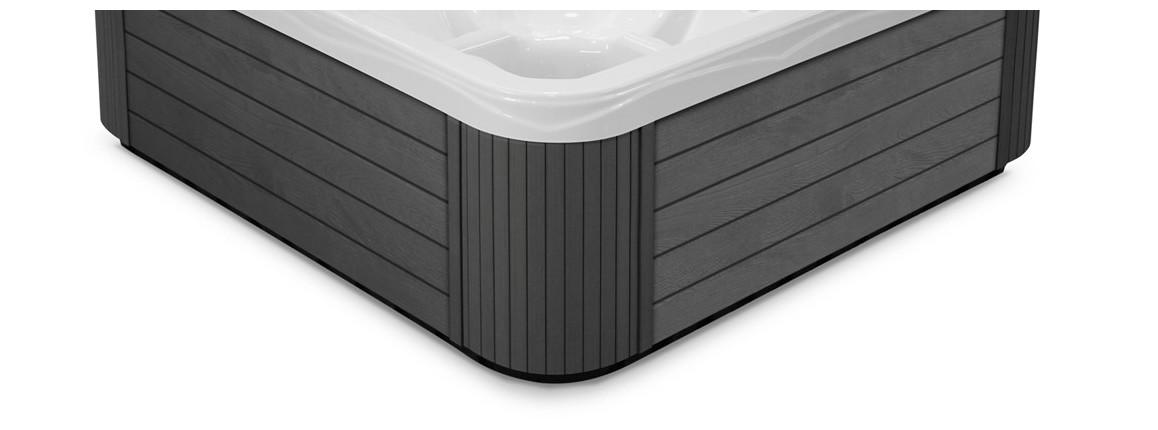 matériaux du spa Wellis by Phybris