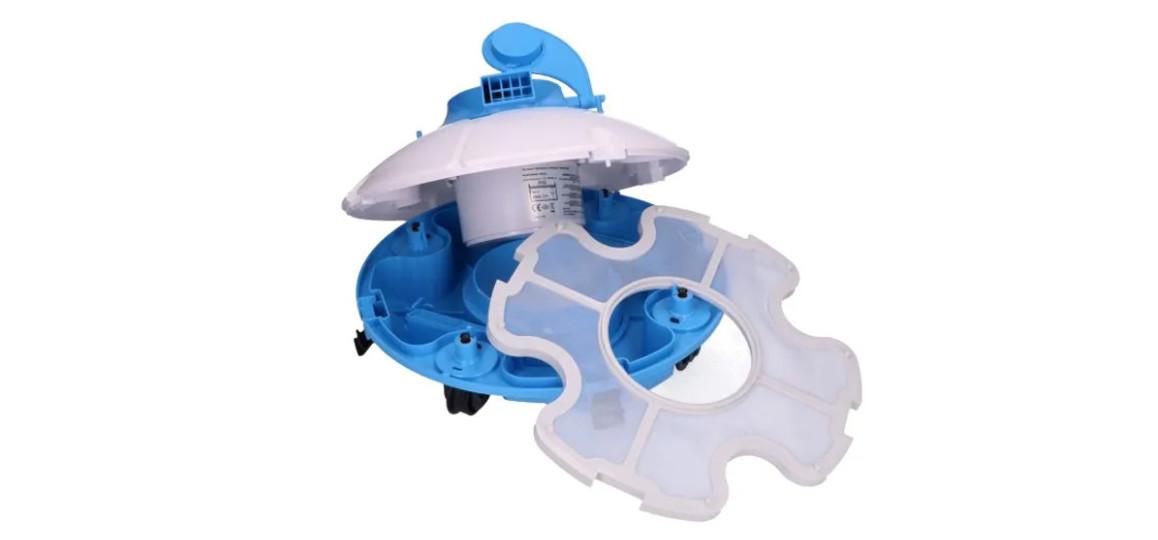 accessoire pour aspirateur rechargeable pour piscine fresbee