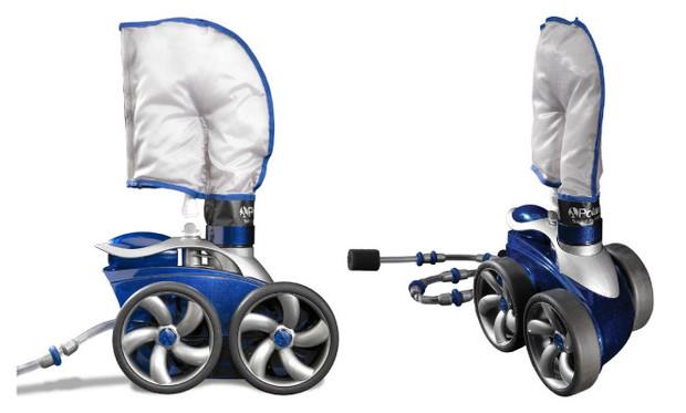 Robot pulseur pour piscine Polaris 3900 Sport - vues multiples