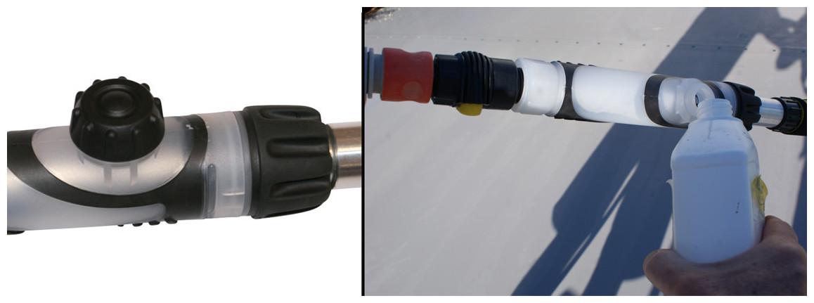 caractéristiques du balai nettoyant spécial bâche et couverture Xpro hydro jet par Kerlis