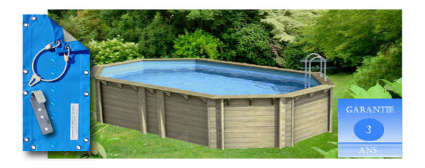 Bache hivernage protection des piscines bois cerland hors sol piscine center net for Bache ete piscine hors sol