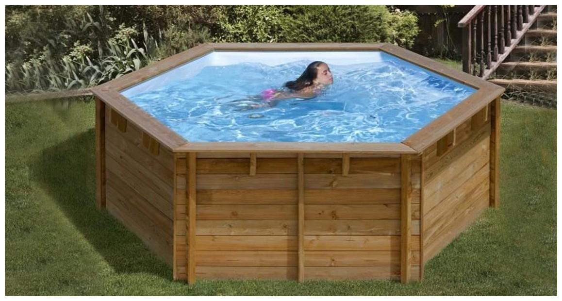piscine bois woodfirst vanille premium 4112
