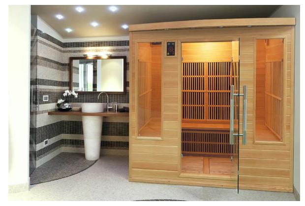 D tente en douceur cabine infrarouge apollon france sauna piscine center net - Sauna infrarouge bienfaits ...
