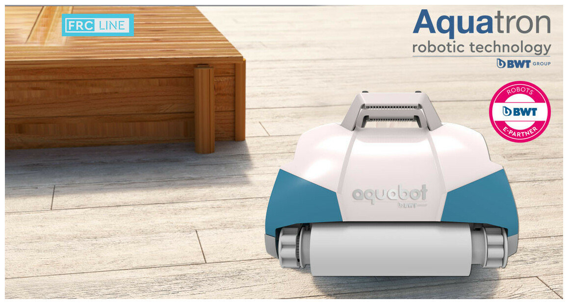 robot piscine FRC50 BWT aquatron