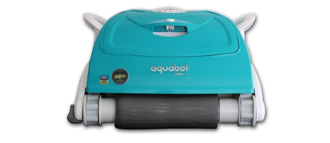 robot nettoyeur de piscine BWT UR200 vue