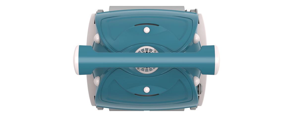 détails du robot de piscine UR300 BWT