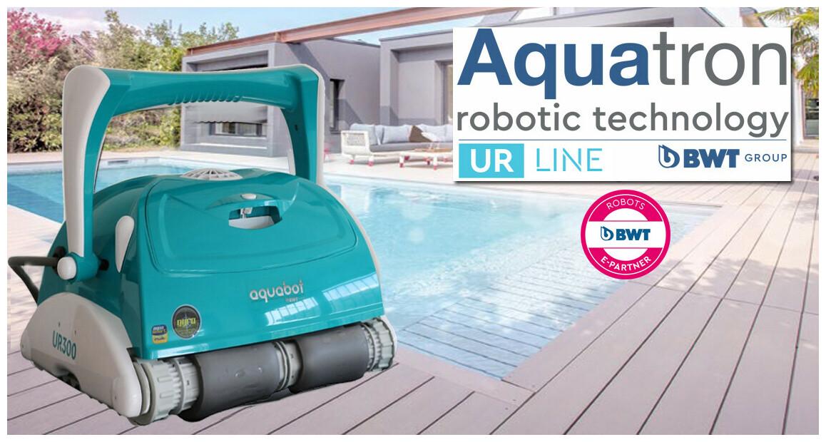 robot piscine UR300 BWT