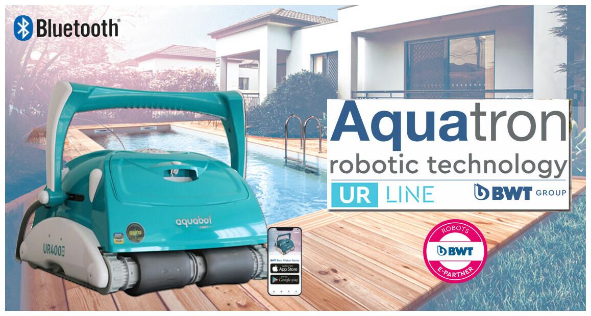 robot piscine UR400 BWT