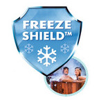 système freeze shield du spa gonflable bestway