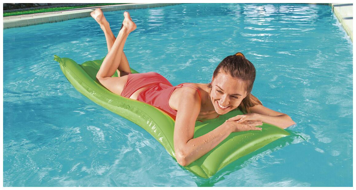 matelas gonflable bestway mat finish piscine