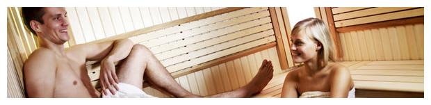 sauna a domicile - poele electrique harvia - image ambiance