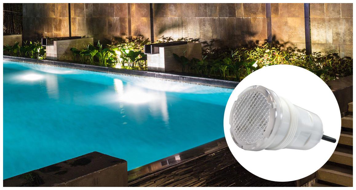 projecteur tubulaire à led Seamaid pour piscine