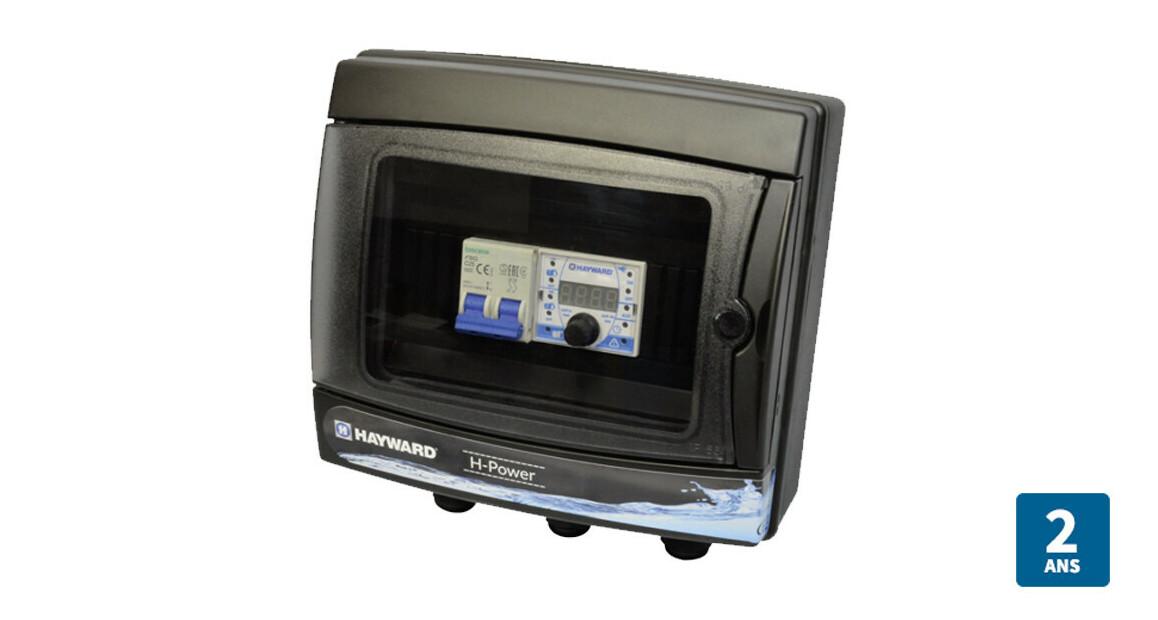 coffret électrique de protection pour pompe de filtration hayward