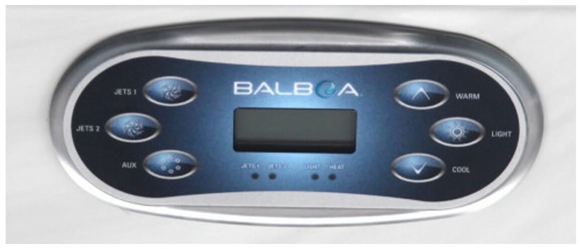 panneau de digital balboa commande pour spa nola et luxa par Water'Health