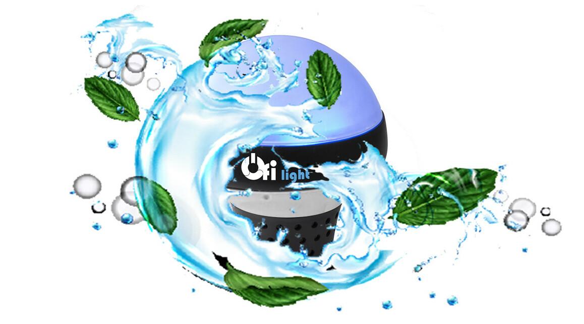 Analyseur d'eau de piscine connecté économique et écologique OFI Light