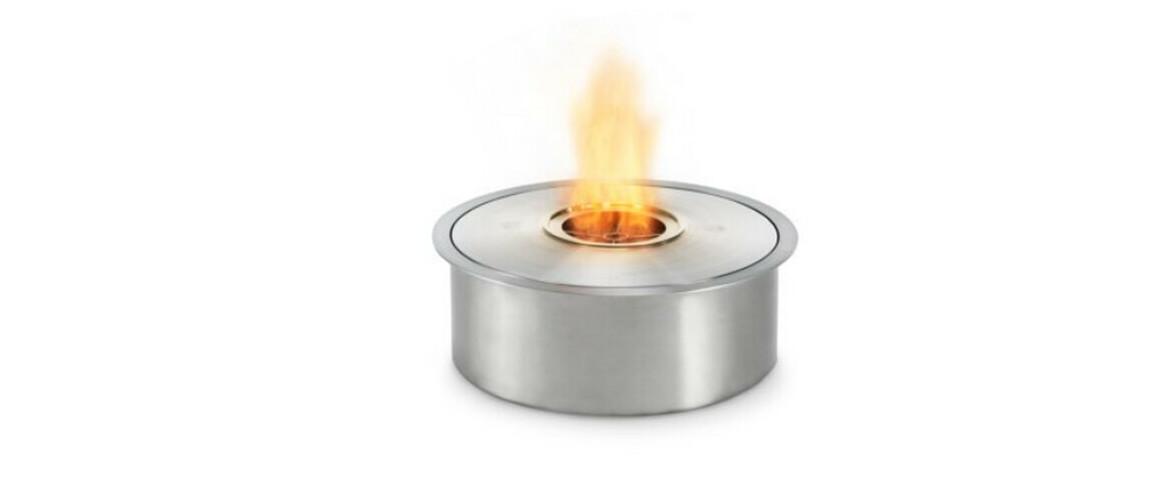 brûleur à l'éthanol AB8 pour cheminée à l'éthanol martini 50 ecosmart fire