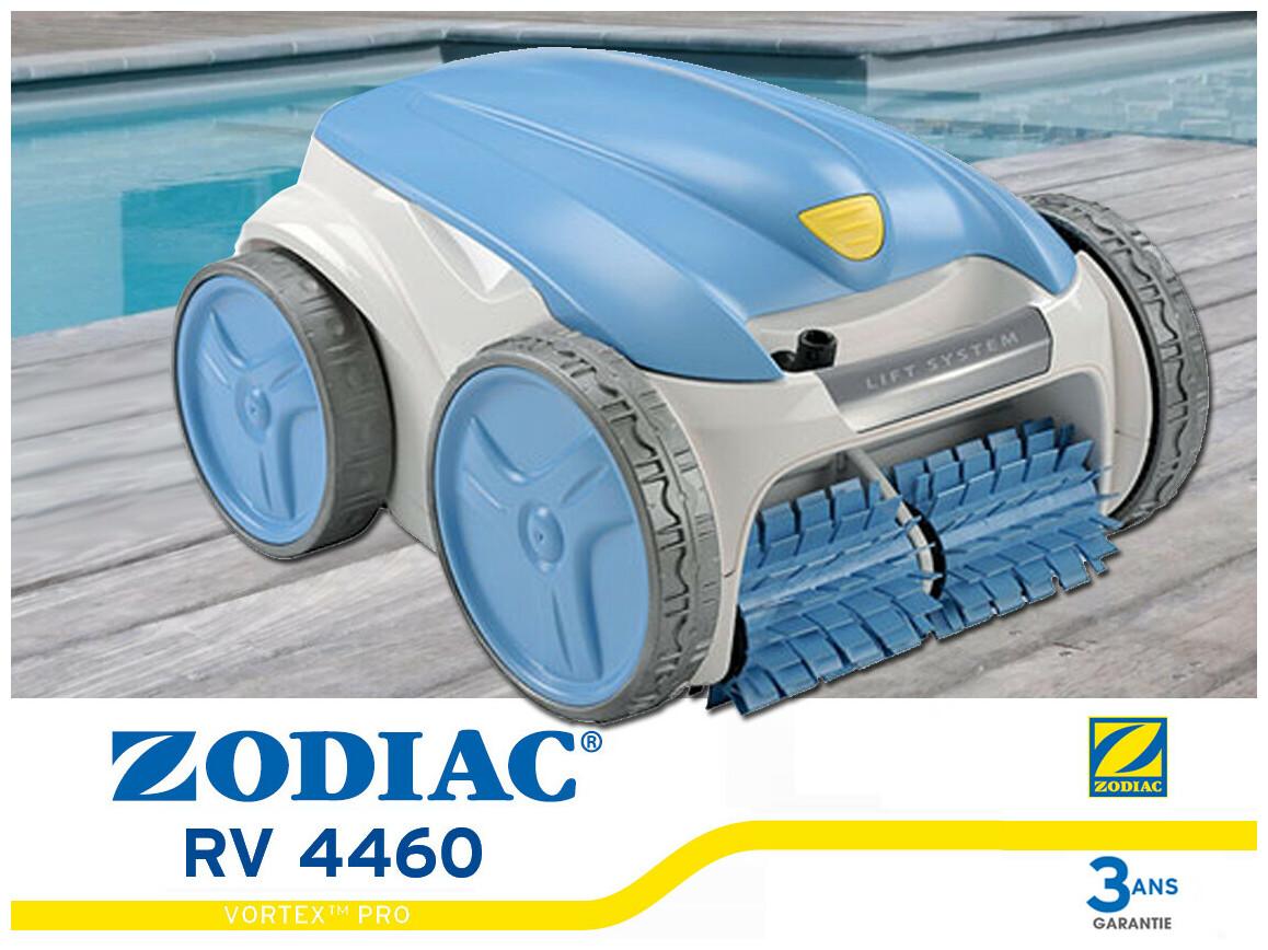 robot piscine zodiac vortex RV4460 en situation