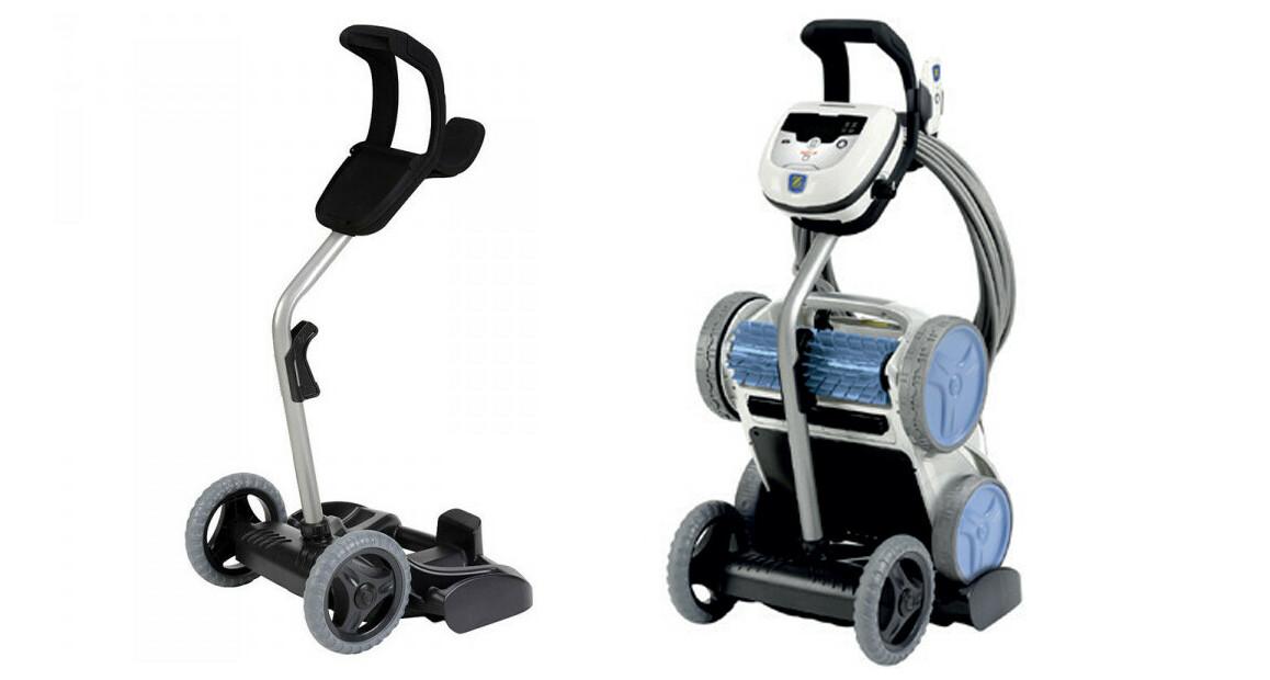 chariot pour robot piscine zodiac vortex rv4460