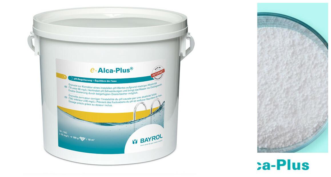 pH Alca Plus en granulés Bayrol