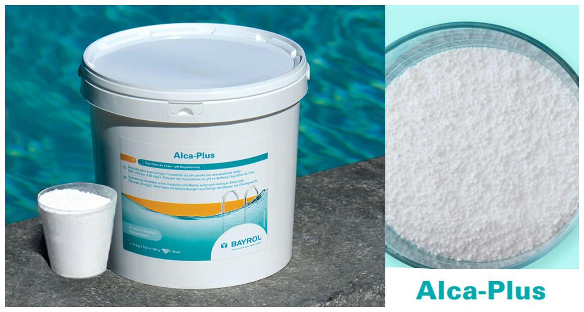 stabilisateur de pH Alca Plus bayrol
