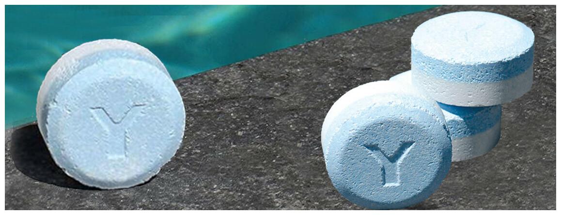 descriptif des gales de chlore de piscines bayrol ultimate 7