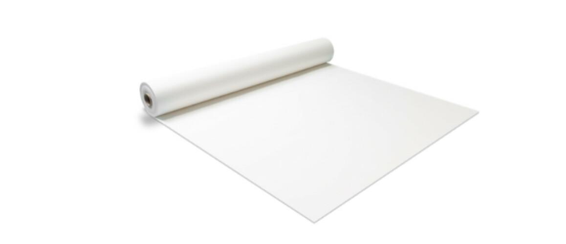 rouleau PVC armé 150 ème blanc renolit Alkorplan astralpool