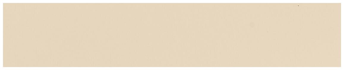 coloris sable du pvc armé Renolit Alkorplan 150/100 ème