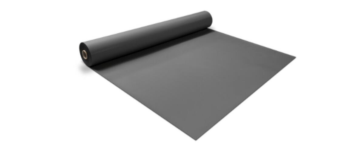 rouleau PVC armé 150 ème gris foncé poolskin astralpool