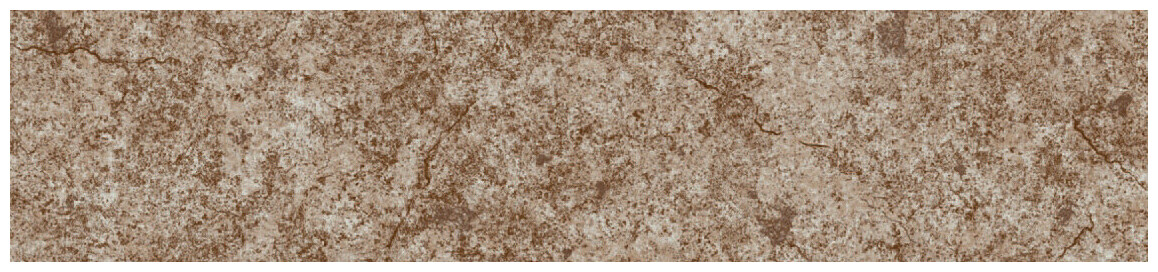 coloris liner armé 160/100 ème aquasense granit sable