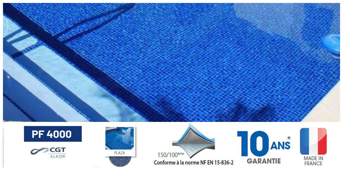 liner armé 15o/100 eme imprimé mosaique pf4000 plaza