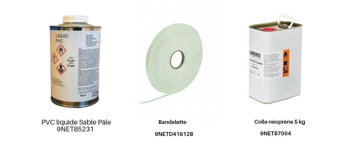 produits complémentaires du liner de piscines pf4000