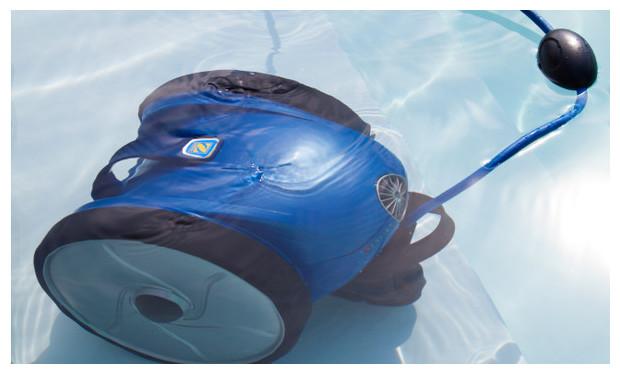 Robot piscine vortex 1 zodiac piscine center net for Robot piscine zodiac vortex