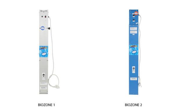 Biozone - Désinfection à l'ozone pour piscines