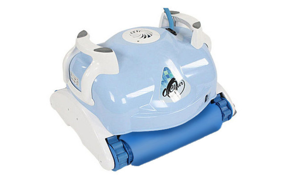 Robot piscine Aquabot D2 O'Clair - brosses mousse