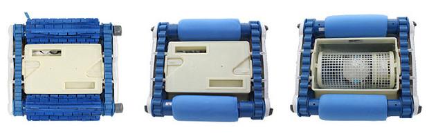 D8 plus aquatron robot piscine t l command piscine for Piscine center o clair