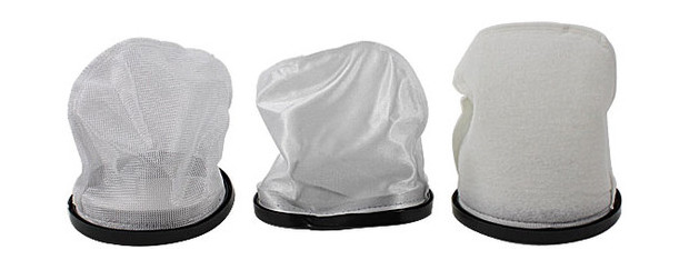 pool blaster pro - aspirateur manuel sacs filtrants
