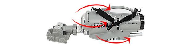 nettoyeur professionnel pool blaster pro
