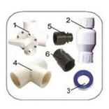 kit de montage vanne 3 voies solaire manuelle