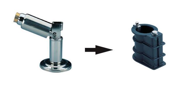 ancrage articulé echelle 43 mm produiat associé