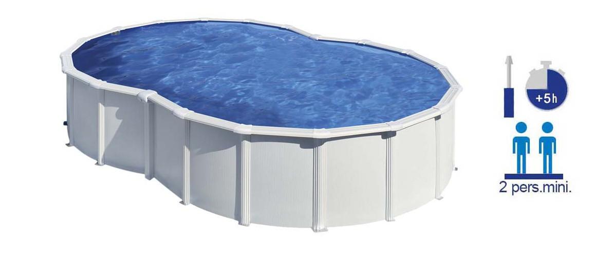 descriptif de la piscine hors sol varadero par gre