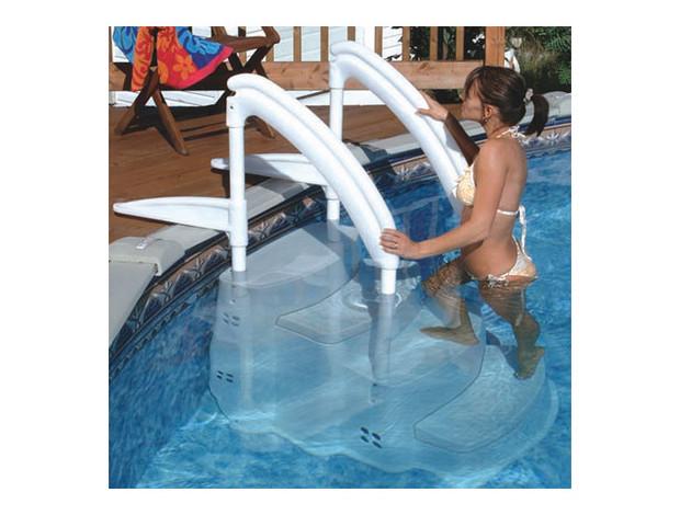 Escalier Festiva pour piscines