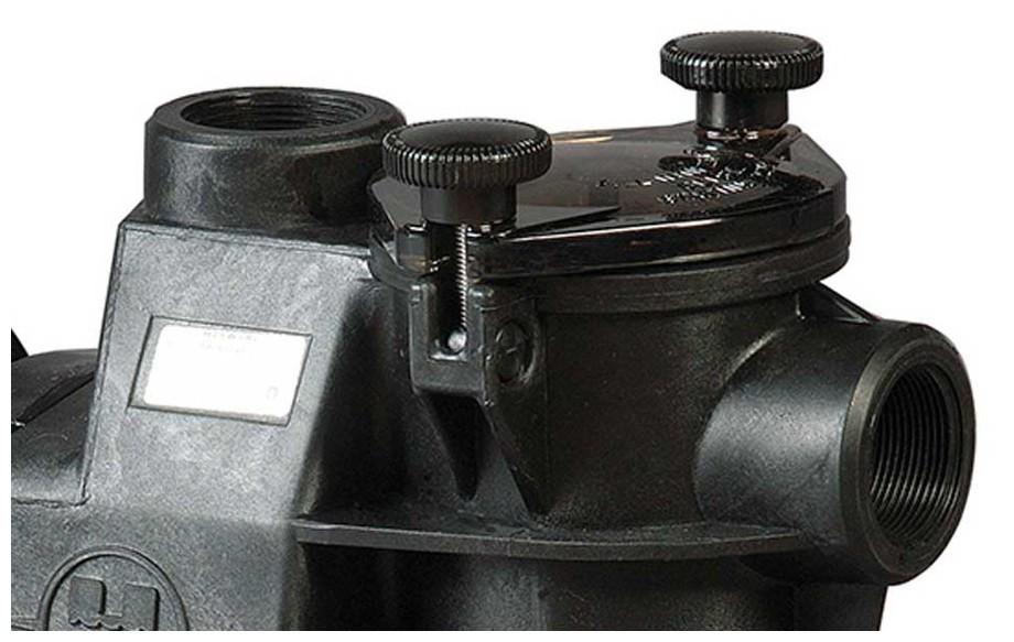 détail de la pompe de filtration de piscine Max Flo by Hayward