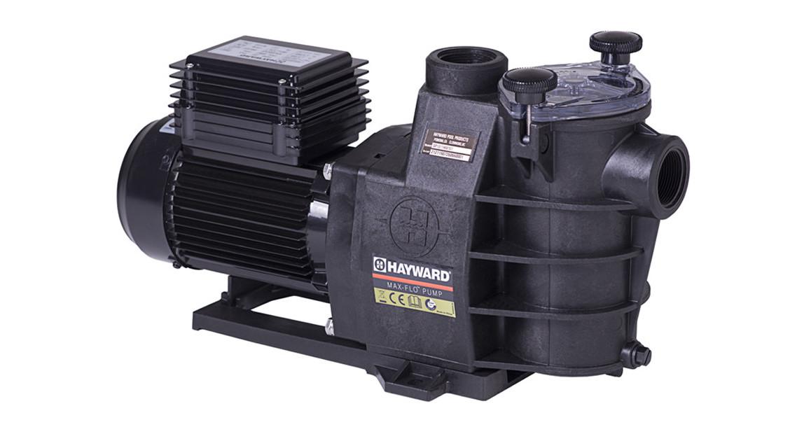 pompe de filtration de piscine hayward maxflo